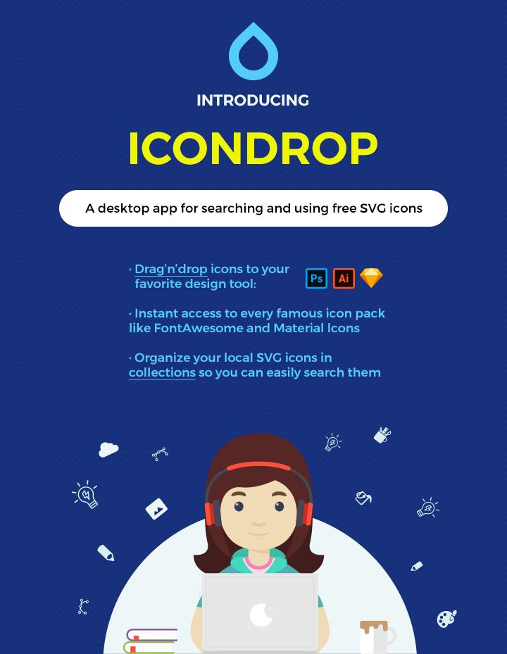 IconDrop — SketchTalk