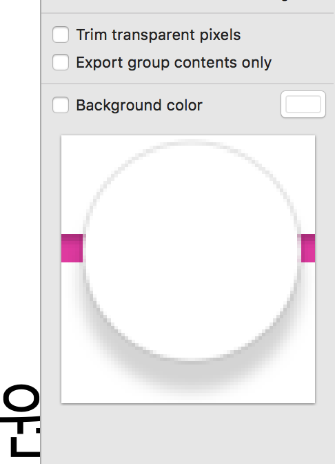 Exporting elements with drop shadow — SketchTalk